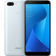 ASUS Zenfone MAX Plus ZB570TL Silber - Handy