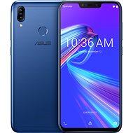 Asus ZenFone Max M2 Blau - Handy
