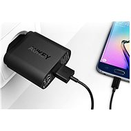 Aukey Quick Charge 3.0 1-Port Wall Charger - Ladegerät