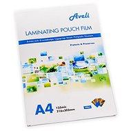 AVELI A4 / 250 Laminierfolien glänzend - Laminierfolie