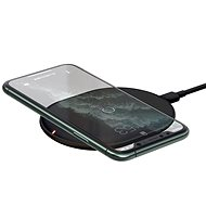 Baseus Cobble Wireless Charger 15W Black - Kabelloses Ladegerät