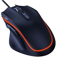 Baseus GAMO 9 Programmable Buttons Gaming Mouse Black - Gaming-Maus