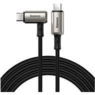 Baseus Hammer Type-C PD USB-C 3.1 Gen2 100W (20V / 5A / 10Gbps) 1.5m Schwarz - Datenkabel