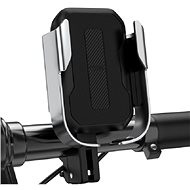 Baseus Armor Motorcycle and Bicycle Holder Silver - Handyhalter
