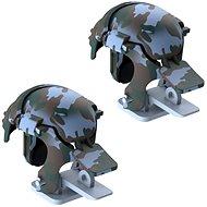 Baseus Level 3 Helmet PUBG Gadget GA03 Camouflage Blue - Gamepad