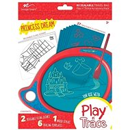 Boogie Board Play und Trace - Prinzessin-Träume, herausnehmbare Vorlage - Zubehör
