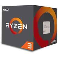 AMD Ryzen 3 1200 (12nm) - Prozessor