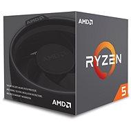 AMD RYZEN 5 1600 - Prozessor