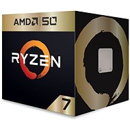 AMD Ryzen 7 2700X 50th Anniversary Edition - Prozessor