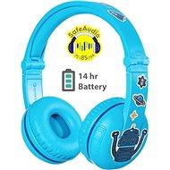 BuddyPhones Play, blau - Kabellose Kopfhörer