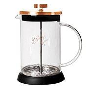 BerlingerHaus Tee & Kaffee French Press 800 ml Line Rosegold Metallic Line - French press