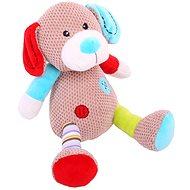 Textil-Spielzeug - Hündchen Bruno - Textilspielzeug