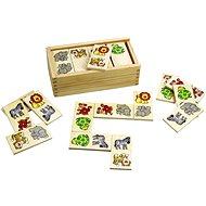 Holz-Domino - Safari - Domino