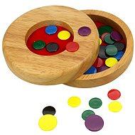 Holzspiel - Flöhe - Gesellschaftsspiel
