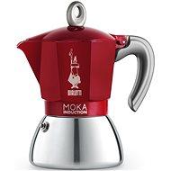 Bialetti NEW MOKA INDUCTION RED 6 CUPS - Mokkakocher