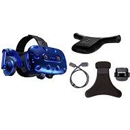 HTC Vive Pro Full Kit + WLAN-Adapter + Clip für Vive Pro - VR-Brille