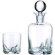 Bohemia Royal Crystal TRIO Whisky Set - 7-teilig - Whisky Set