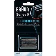 Braun CombiPack Series 5 FlexMotion-52B, schwarz - Rasiermesser