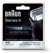 Braun Series COMBIPACK Series 5-51S - Rasiermesser