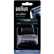 BRAUN CombiPack Series1/Z-20S - Rasiermesser