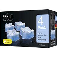 Braun Clean & Charge - Ersatzpatrone CCR4 - Nachfüllung