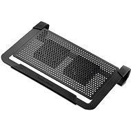 Cooler Master NotePal U2 Plus Notebook-Kühler Schwarz - Kühlunterlage