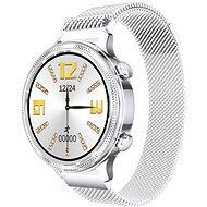 CARNEO Gear+ Deluxe Silver - Smartwatch