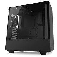 NZXT H500 Schwarz - PC-Gehäuse