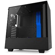 NZXT H500 Schwarz-Blau - PC-Gehäuse