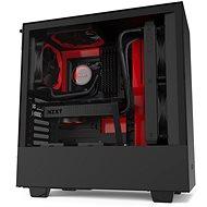 NZXT H510 schwarz-rot - PC-Gehäuse