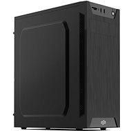 SilentiumPC Armis AR1 Pure Black - PC-Gehäuse