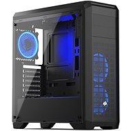 SilentiumPC Gehäuse Regnum RG4T RGB Pure Black - PC-Gehäuse