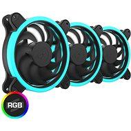SilentiumPC Sigma HP Corona RGB-Kit (3 x 120 mm) - PC-Lüfter