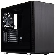 Fractal Design Define R6 Black Tempered Glass - PC-Gehäuse