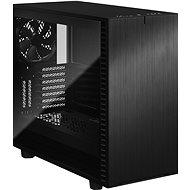 Fractal Design Define 7 Black - Dark TG - PC-Gehäuse