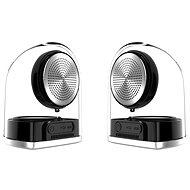 CEL-TEC Stereo Master Transparent - Bluetooth-Lautsprecher