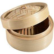 CONTACTO Behälter aus Bambus 20 cm - Dampfer
