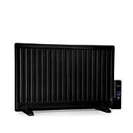 oneConcept Wallander 800 W schwarz - Elektrischer Heizkörper