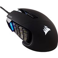 Corsair Elite RGB, Black - Gaming-Maus