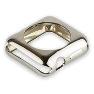 COTEetCI Thermoplast-Gehäuse für Apple Watch 42 mm Silber - Schutzhülle