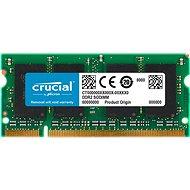 Crucial SO-DIMM 2 GB DDR2 667 MHz CL5 für Mac - Arbeitsspeicher