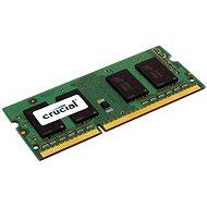 Crucial SO-DIMM 8GB DDR3L 1600MHz CL11 - Arbeitsspeicher