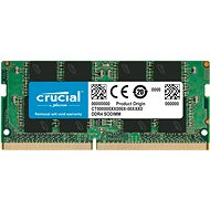 Crucial SO-DIMM 4GB DDR4 2400MHz CL17 Single Ranked - Arbeitsspeicher