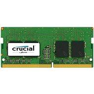 Arbeitsspeicher Crucial SO-DIMM 8 GB DDR4 2400 MHz CL17 Dual Ranked - Arbeitsspeicher