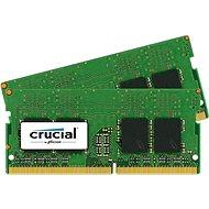 Crucial SO-DIMM 16 GB KIT DDR4 2400 MHz CL17 für Mac - Arbeitsspeicher