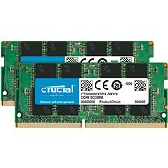 Crucial SO-DIMM 16GB KIT DDR4 2400MHz CL17 Single Ranked x8 - Arbeitsspeicher