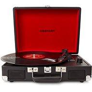 Crosley Cruiser Deluxe - Schwarz - Plattenspieler