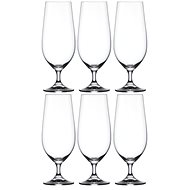 Crystalex LARA 380ml Glasbecher für Bier 6 Stück