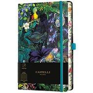 CASTELLI MILANO Eden Lily, Size M - Notebook