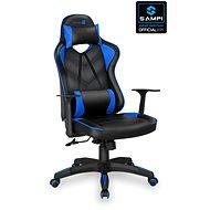 CONNECT IT LeMans Pro CGC-0700-BL, blau - Gaming-Stuhl